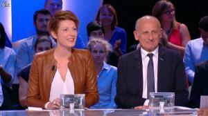 Natacha Polony dans le Grand Journal de Canal Plus - 04/09/14 - 01