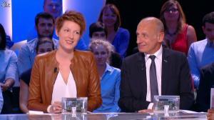 Natacha Polony dans le Grand Journal de Canal Plus - 04/09/14 - 02