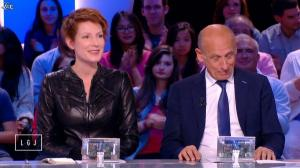Natacha Polony dans le Grand Journal de Canal Plus - 06/10/14 - 01
