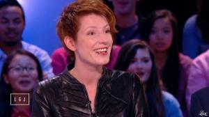 Natacha Polony dans le Grand Journal de Canal Plus - 06/10/14 - 02