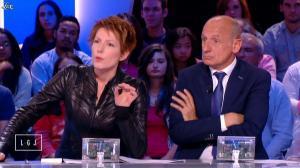 Natacha Polony dans le Grand Journal de Canal Plus - 06/10/14 - 05