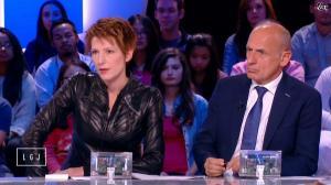 Natacha Polony dans le Grand Journal de Canal Plus - 06/10/14 - 11