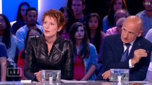 Natacha Polony dans le Grand Journal de Canal Plus - 06/10/14 - 12