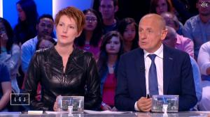Natacha Polony dans le Grand Journal de Canal Plus - 06/10/14 - 13