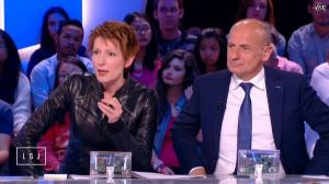 Natacha Polony dans le Grand Journal de Canal Plus - 06/10/14 - 15