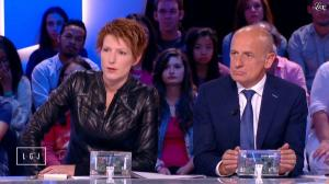 Natacha Polony dans le Grand Journal de Canal Plus - 06/10/14 - 16