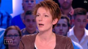 Natacha Polony dans le Grand Journal de Canal Plus - 08/10/14 - 04
