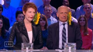 Natacha Polony dans le Grand Journal de Canal Plus - 09/10/14 - 02