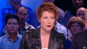 Natacha Polony dans le Grand Journal de Canal Plus - 09/10/14 - 04