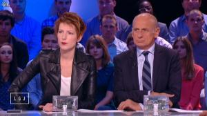 Natacha Polony dans le Grand Journal de Canal Plus - 09/10/14 - 06