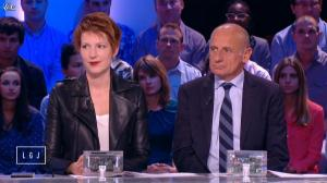 Natacha Polony dans le Grand Journal de Canal Plus - 09/10/14 - 07