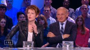Natacha Polony dans le Grand Journal de Canal Plus - 09/10/14 - 08