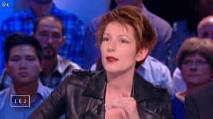 Natacha Polony dans le Grand Journal de Canal Plus - 09/10/14 - 09