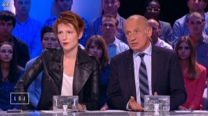 Natacha Polony dans le Grand Journal de Canal Plus - 09/10/14 - 10