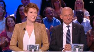 Natacha Polony dans le Grand Journal de Canal Plus - 15/09/14 - 01