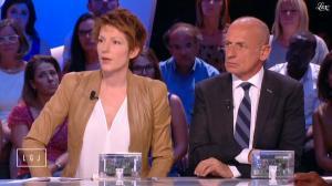Natacha Polony dans le Grand Journal de Canal Plus - 15/09/14 - 04