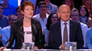 Natacha Polony dans le Grand Journal de Canal Plus - 16/09/14 - 01