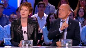 Natacha Polony dans le Grand Journal de Canal Plus - 16/09/14 - 03