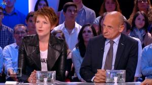Natacha Polony dans le Grand Journal de Canal Plus - 16/09/14 - 05