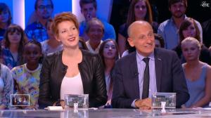 Natacha Polony dans le Grand Journal de Canal Plus - 19/09/14 - 01