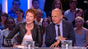 Natacha Polony dans le Grand Journal de Canal Plus - 19/09/14 - 02