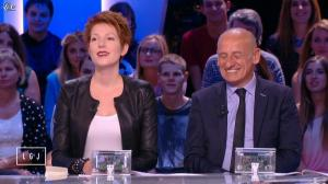 Natacha Polony dans le Grand Journal de Canal Plus - 19/09/14 - 05