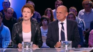 Natacha Polony dans le Grand Journal de Canal Plus - 24/09/14 - 01