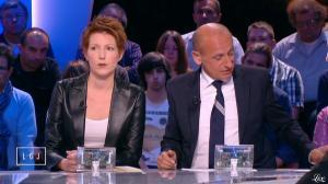 Natacha Polony dans le Grand Journal de Canal Plus - 24/09/14 - 02
