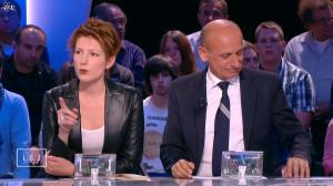 Natacha Polony dans le Grand Journal de Canal Plus - 24/09/14 - 03