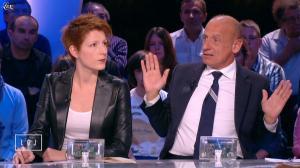 Natacha Polony dans le Grand Journal de Canal Plus - 24/09/14 - 04
