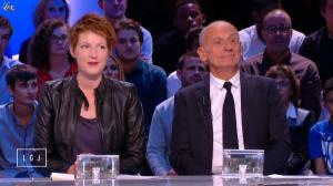 Natacha Polony dans le Grand Journal de Canal Plus - 25/08/14 - 01