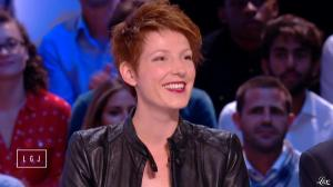 Natacha Polony dans le Grand Journal de Canal Plus - 25/08/14 - 02