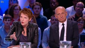 Natacha Polony dans le Grand Journal de Canal Plus - 25/08/14 - 04