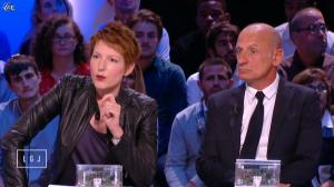 Natacha Polony dans le Grand Journal de Canal Plus - 25/08/14 - 05