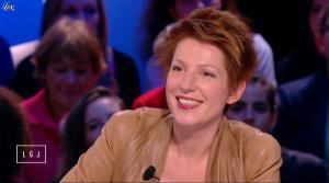 Natacha Polony dans le Grand Journal de Canal Plus - 26/09/14 - 01