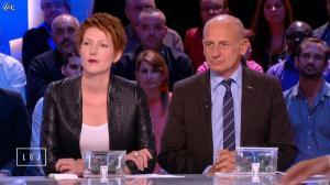 Natacha Polony dans le Grand Journal de Canal Plus - 28/08/14 - 01