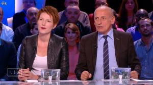 Natacha Polony dans le Grand Journal de Canal Plus - 28/08/14 - 02
