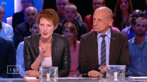 Natacha Polony dans le Grand Journal de Canal Plus - 28/08/14 - 03