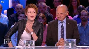 Natacha Polony dans le Grand Journal de Canal Plus - 28/08/14 - 05