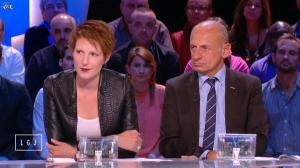 Natacha Polony dans le Grand Journal de Canal Plus - 28/08/14 - 06
