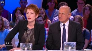Natacha Polony dans le Grand Journal de Canal Plus - 29/08/14 - 03