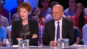 Natacha Polony dans le Grand Journal de Canal Plus - 29/08/14 - 04