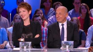 Natacha Polony dans le Grand Journal de Canal Plus - 29/08/14 - 05