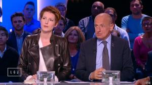 Natacha Polony dans le Grand Journal de Canal Plus - 29/09/14 - 04