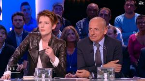 Natacha Polony dans le Grand Journal de Canal Plus - 29/09/14 - 08