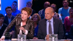 Natacha Polony dans le Grand Journal de Canal Plus - 29/09/14 - 09