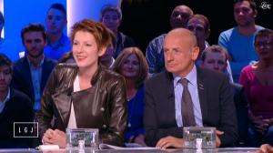 Natacha Polony dans le Grand Journal de Canal Plus - 29/09/14 - 10