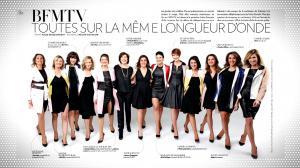 Pascale De La Tour Du Pin, Apolline De Malherbe, Fanny Agostini et Lucie Nuttin dans la Nouvelle Edition - 07/04/16 - 01
