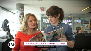 Pascale De La Tour Du Pin dans la Nouvelle Edition - 07/04/16 - 02