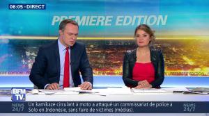 Pascale De La Tour Du Pin dans Première Edition - 05/07/16 - 04